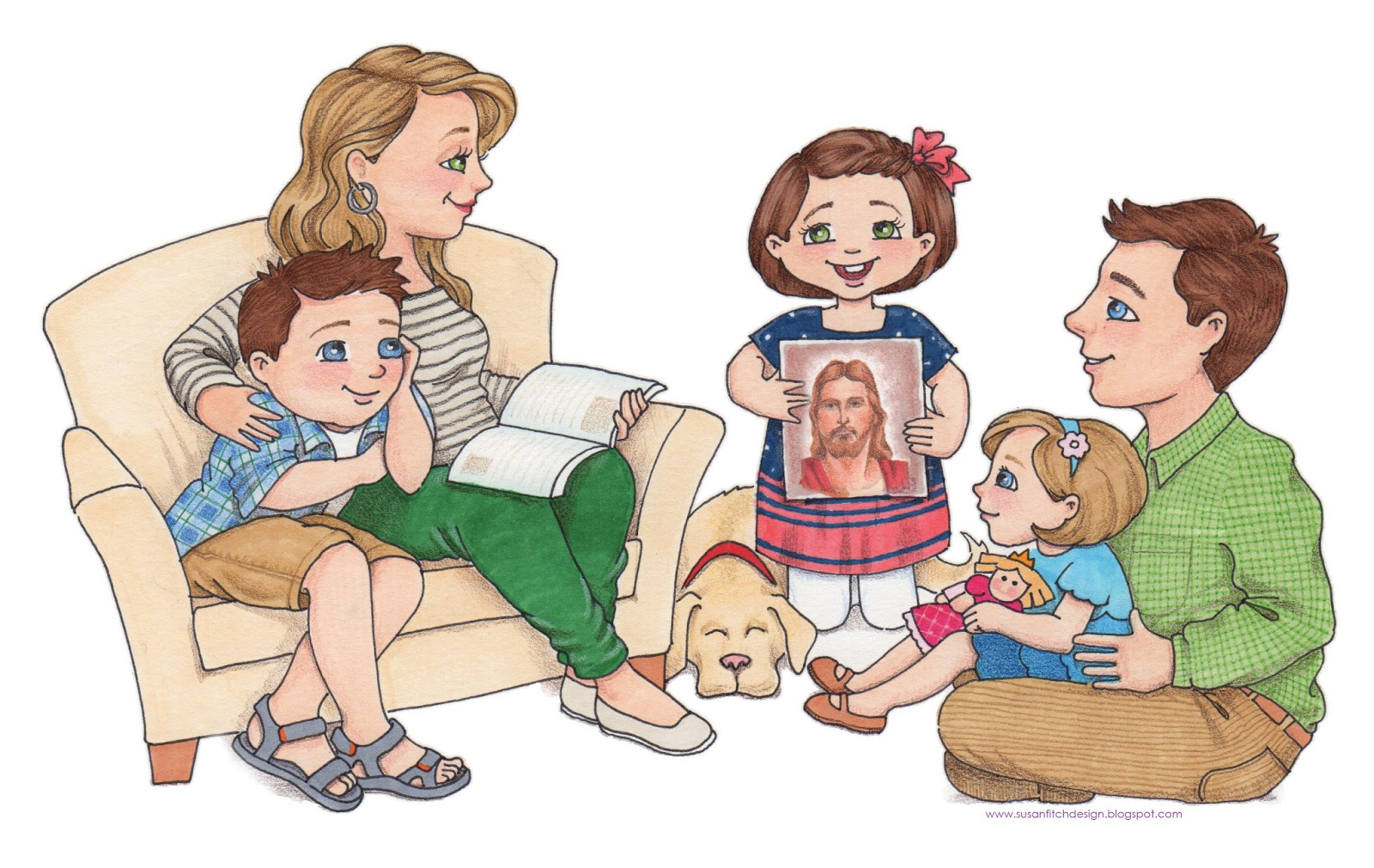 Family clip art free transparent free clipart images 4 ...