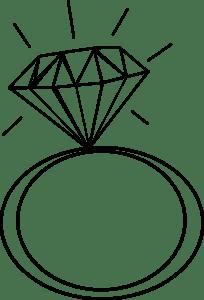 Diamond Clip Art Diamond Clipart Photo 3 2 Clipartix
