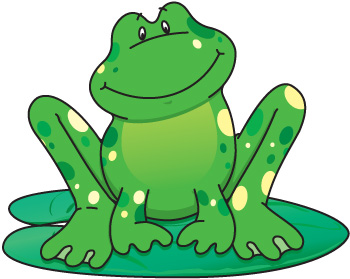 Frog clipart clipart cliparts for you - Clipartix