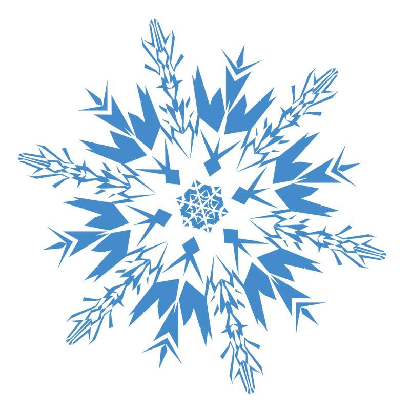 Snowflakes Snowflake Clipart 9 Clipartix