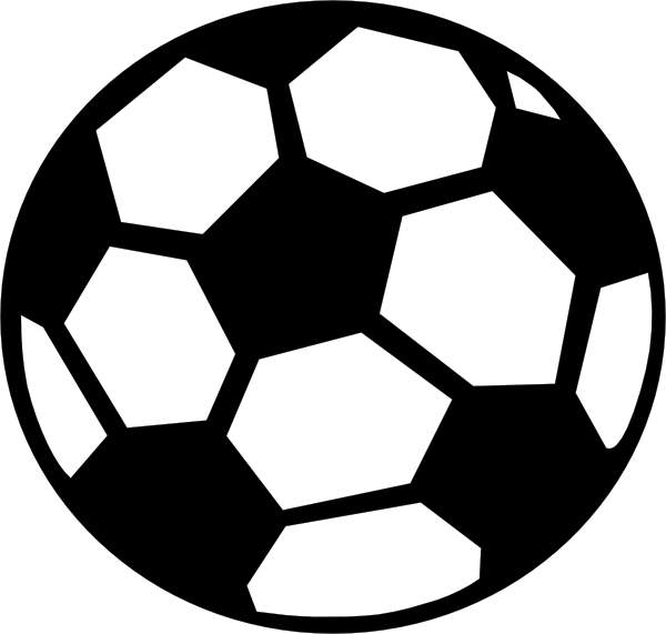 Soccer ball soccer clip art pictures image - Clipartix