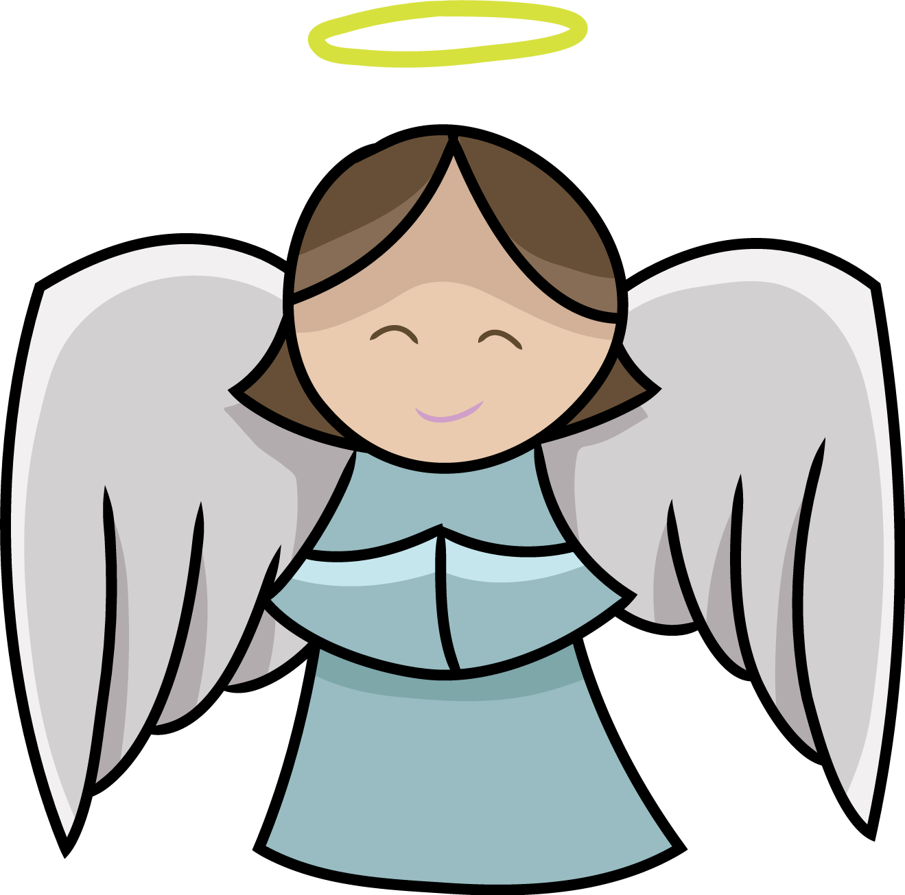 Free Angel Clip Art Pictures - Clipartix