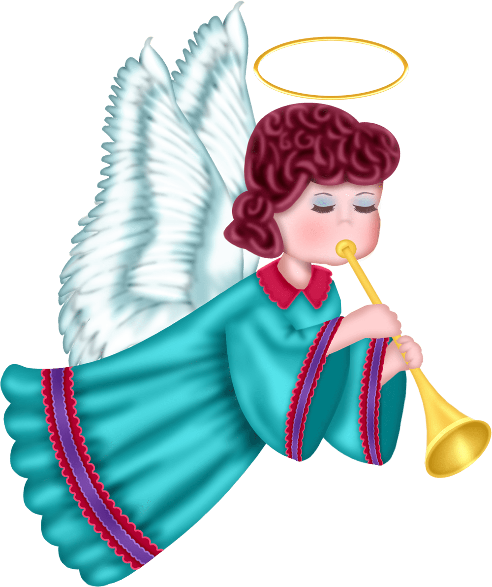 Christmas angel clipart free clipart images 5 - Clipartix