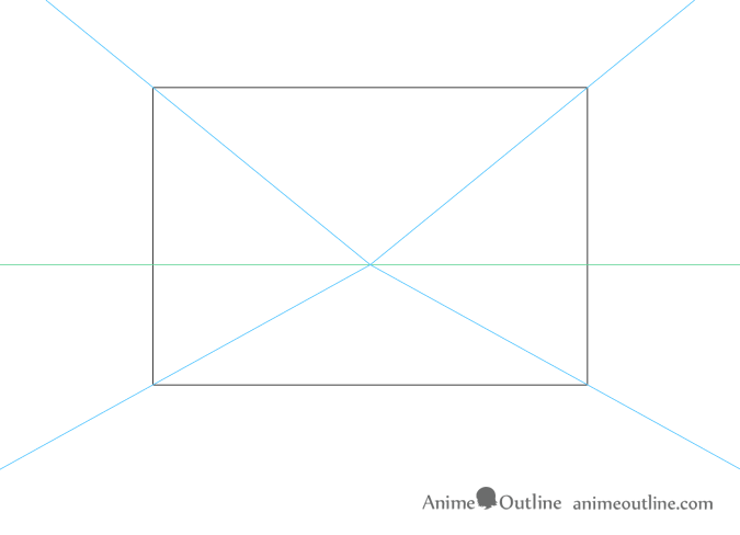 Perspective Linear Art Definition