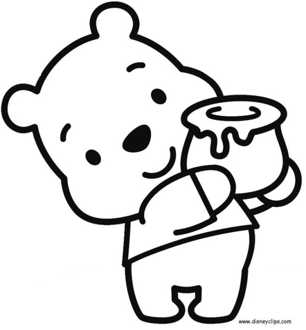 coloring pages cute # 1