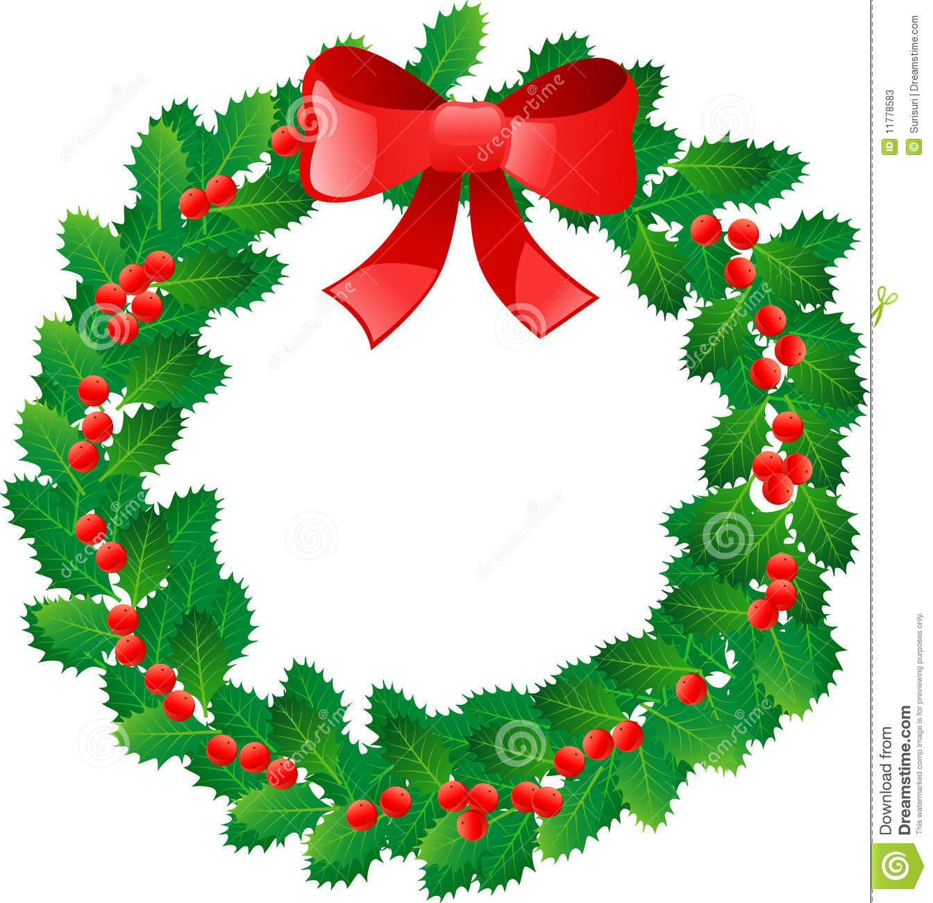 Animated Holiday Wreaths