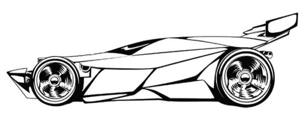 cool cars coloring pages # 11
