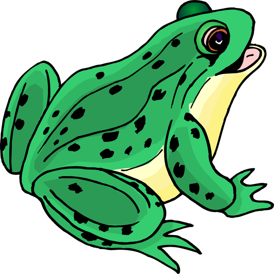 Frog Pictures Clip Art - Cliparts.co