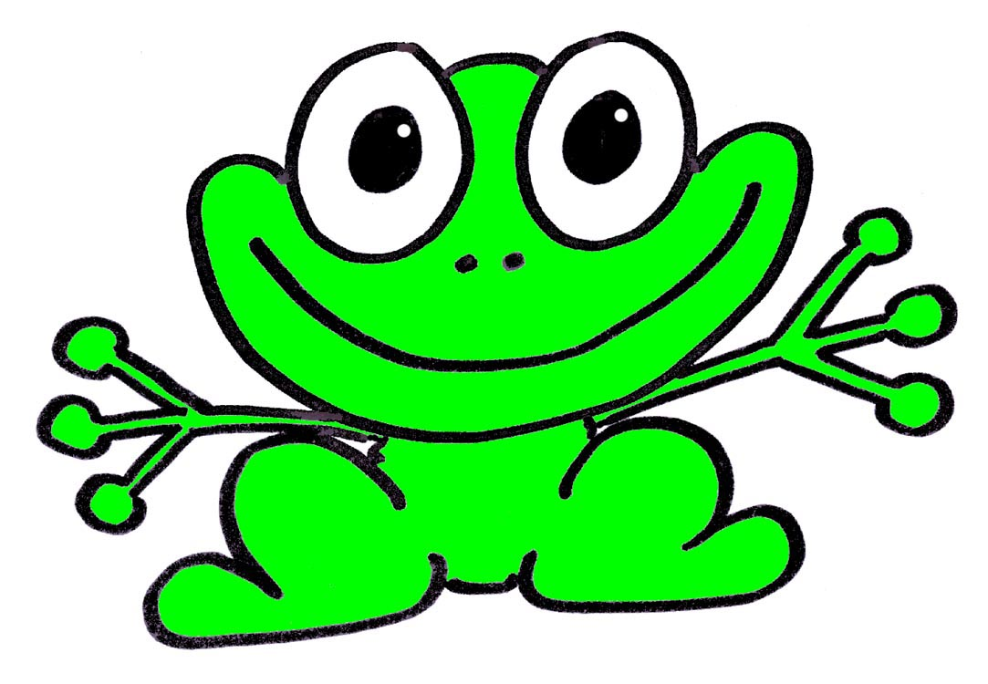 Cartoon Images Of Frogs - Cliparts.co