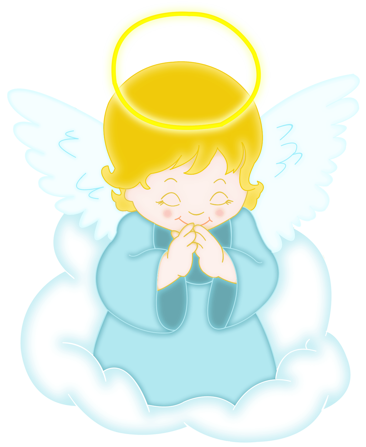 Little Angel Clipart - Cliparts.co