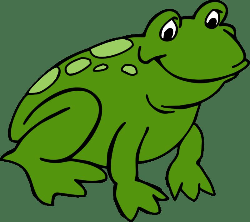 Frog Border - Cliparts.co