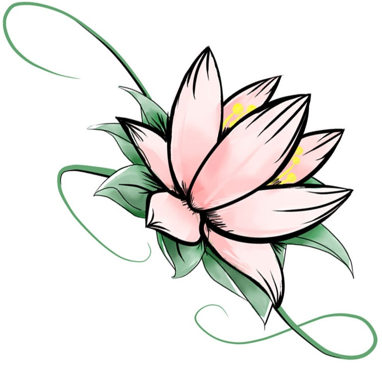 Images Of Flower Designs - Cliparts.co