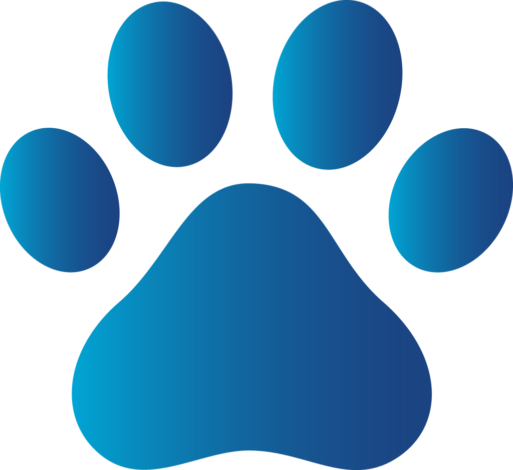 Background Dog Art Bone Clip