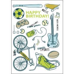 Birthday Tween Clipart Boy 20 Free Cliparts Download
