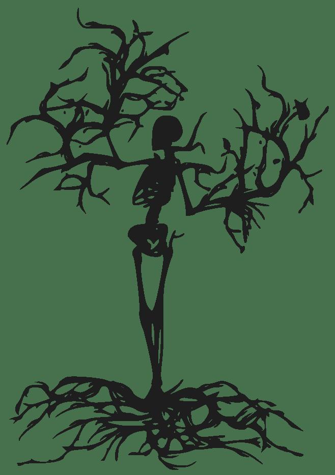 Drawings Tree Easy Creepy