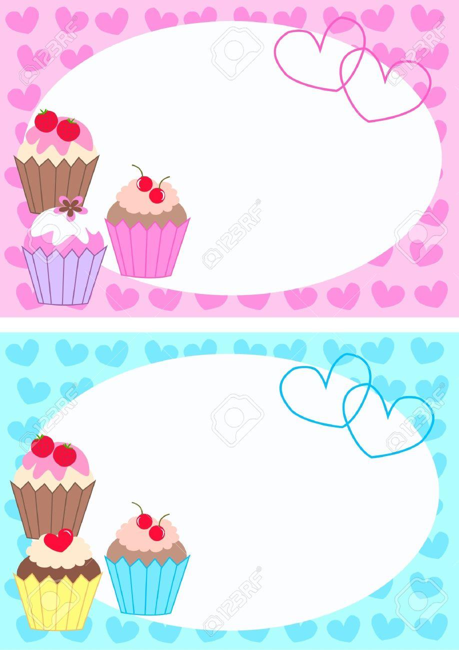 Cake Decorating Border Clip Art