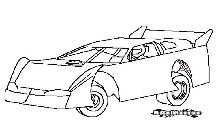 Drawing Open Wheel Modified