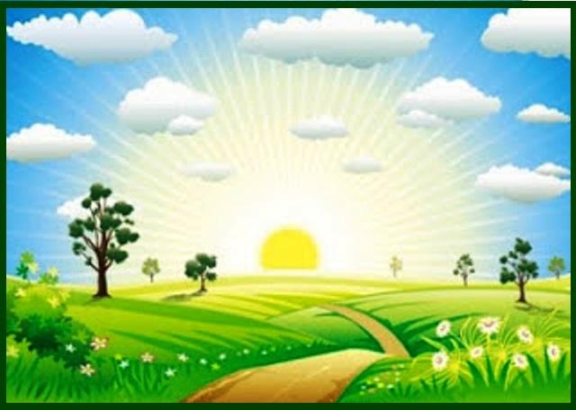 Sunshine Clip Morning Art