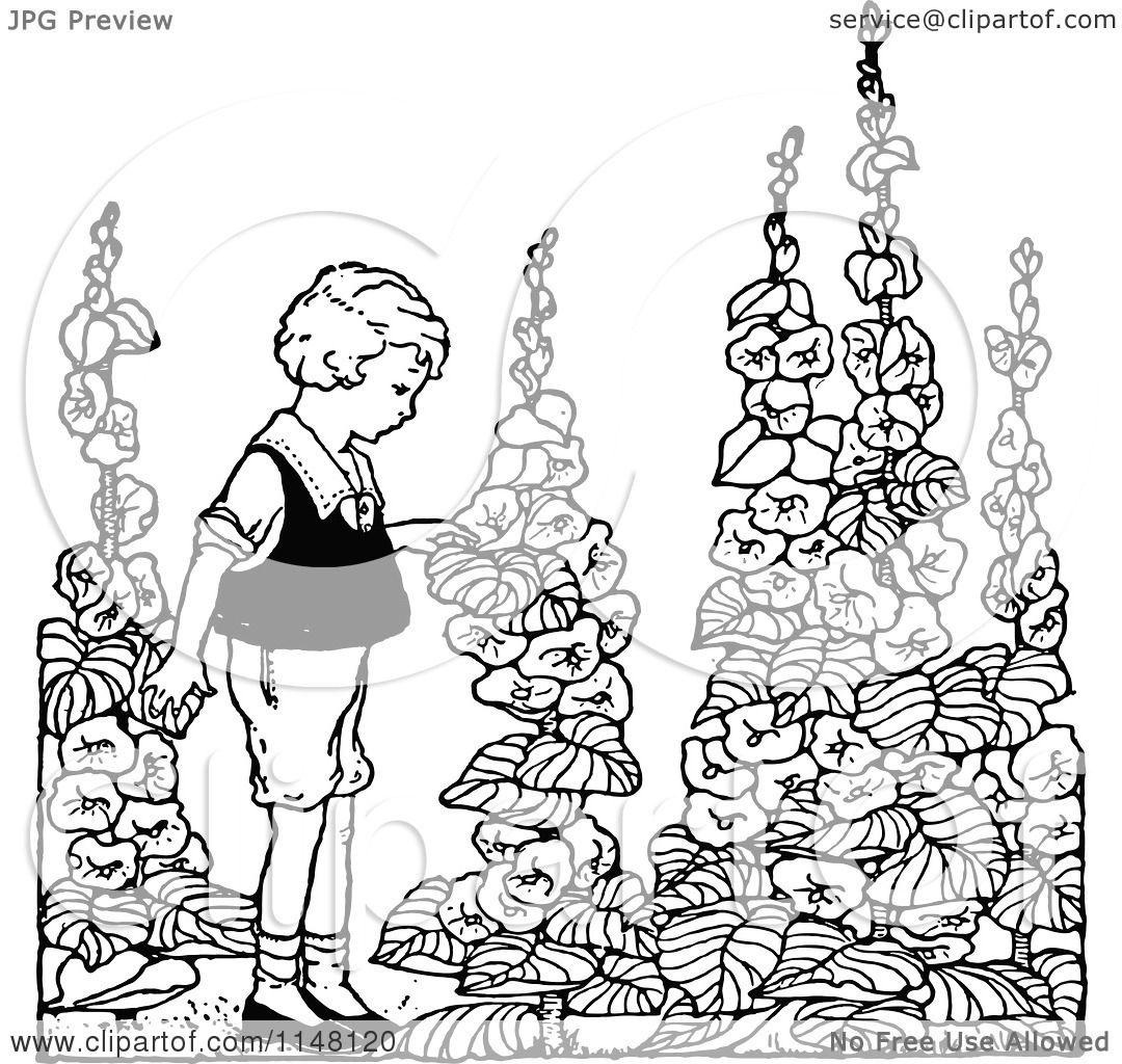 garden clipart drawing 20 free Cliparts | Download images ...