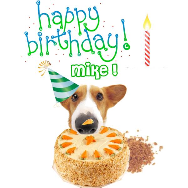 Happy Birthday Michael Clipart Clipground