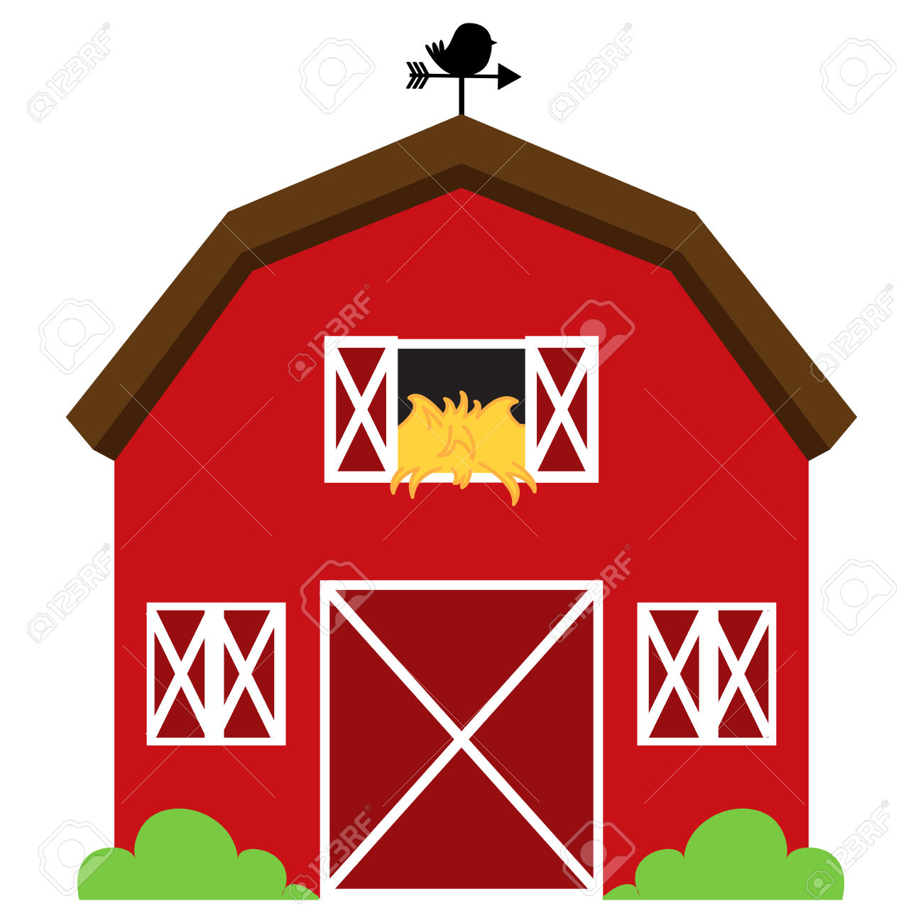 Barn Big Red