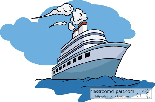 Disney Cruise Clip Art Cartoon