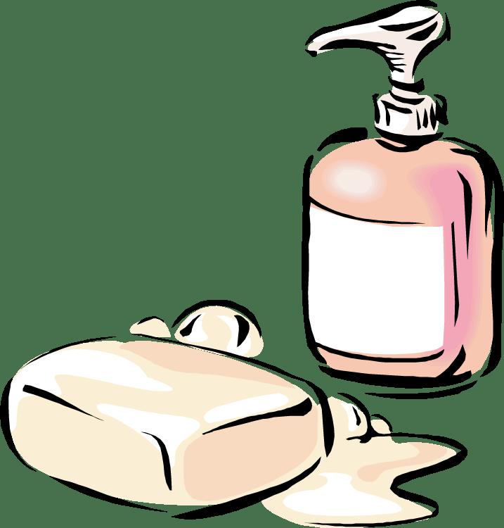 Soap Take Bath Clip Art