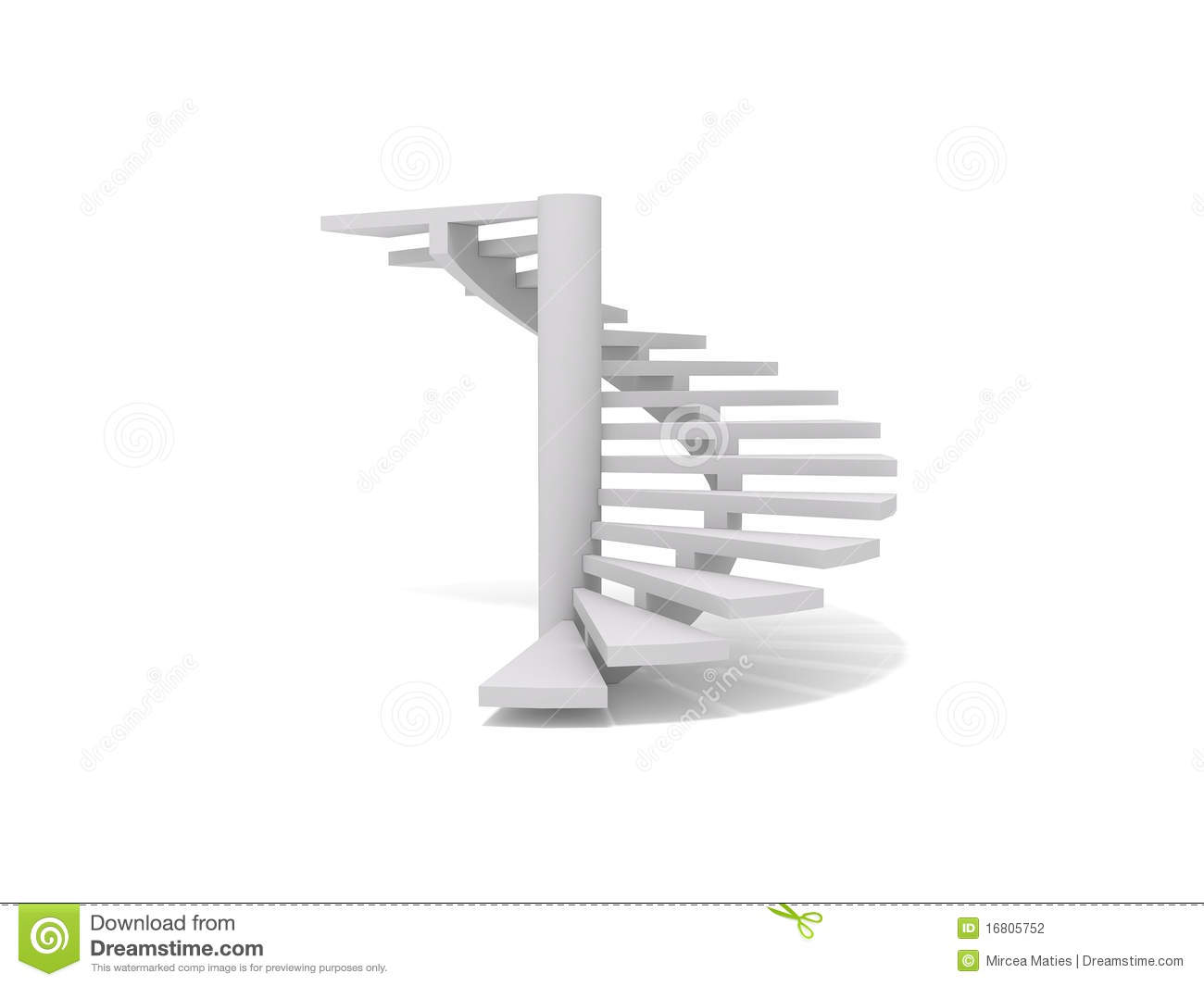 Spiral Stairs Clipart Clipground