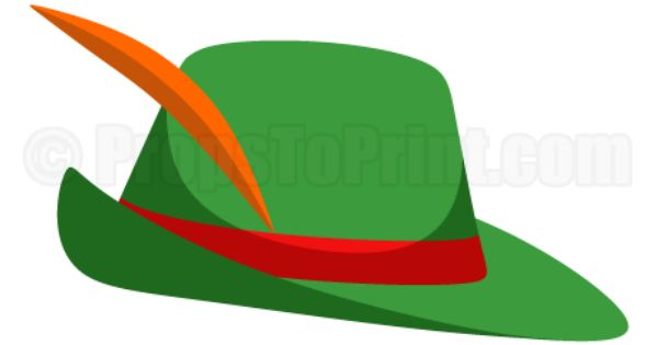 Tyrolean Hat Clipart Clipground