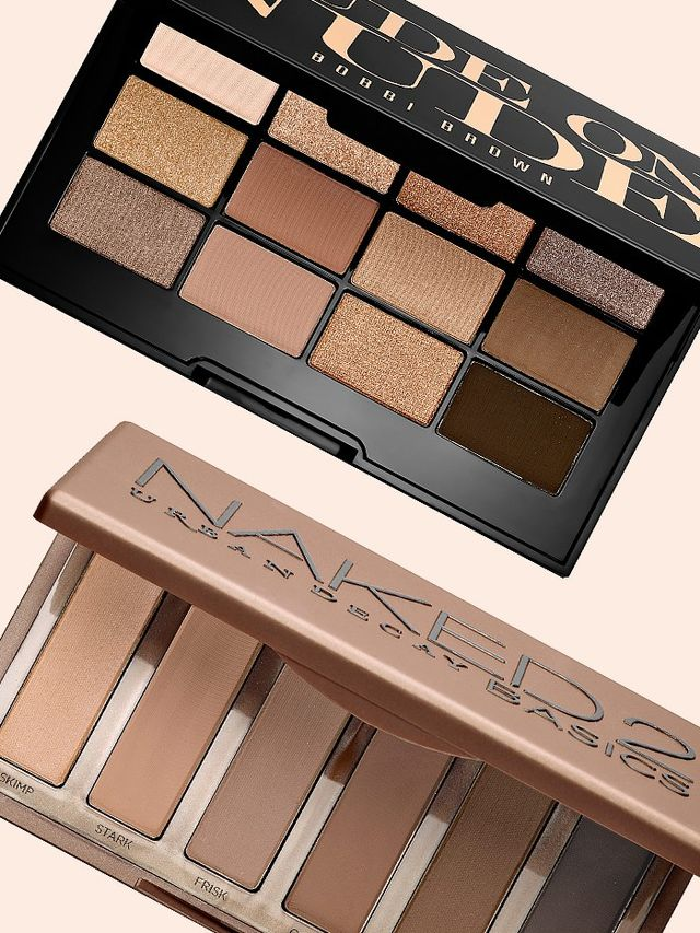 The Prettiest Neutral Eye Shadow Palettes Byrdie