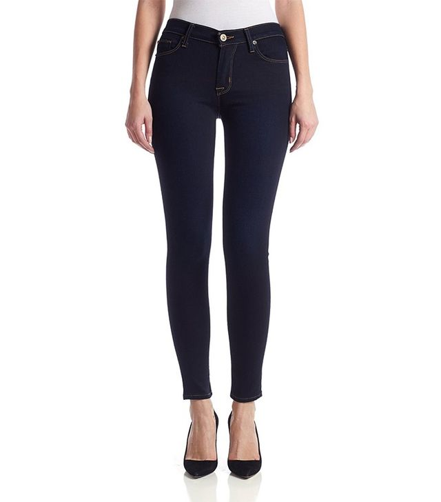 Pull High Rise Flare Jeans