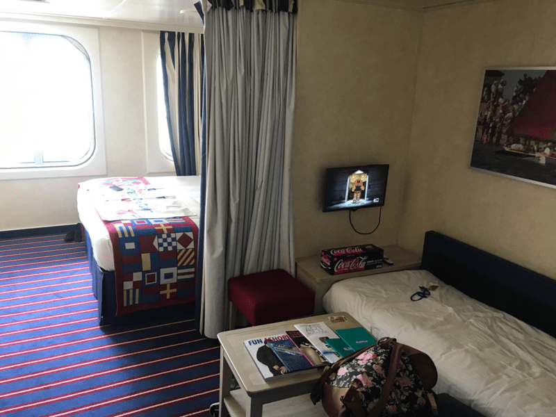 Suite 2431 On Carnival Vista Category Yw