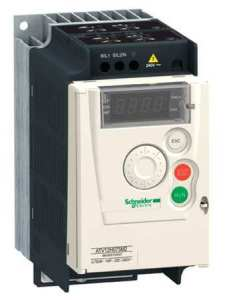 Schneider Electric Variable Frequency Drive  1 2HP  115V In  Altivar     Variable Frequency Drive  1 2HP  115V In  Altivar