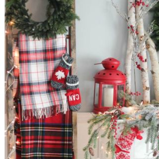 winter decorating ideas   My Web Value Winter Decorating Ideas  Each idea is more charming than the last