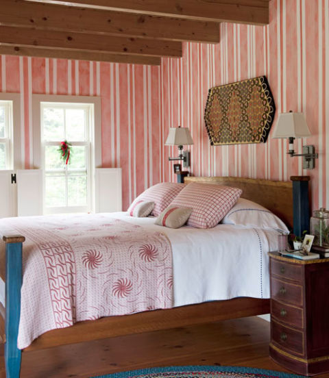 Master Bedroom Decorating Ideas Country Living