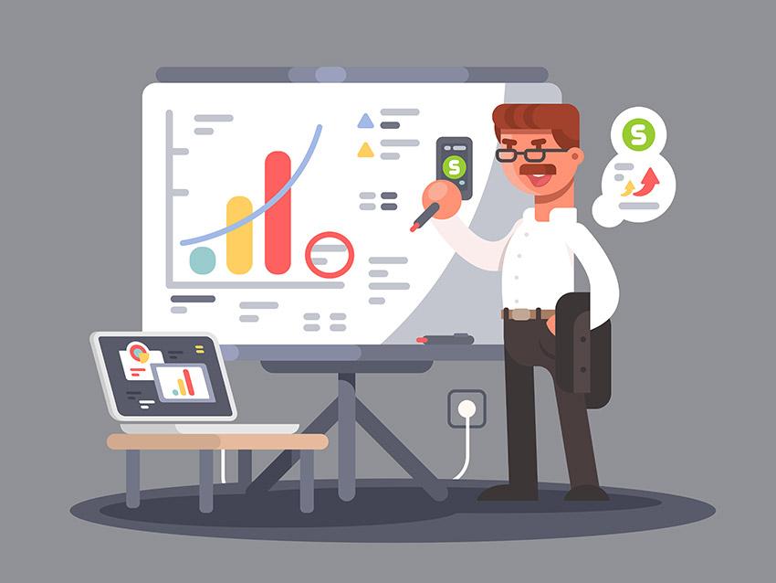 Electronic Presentation