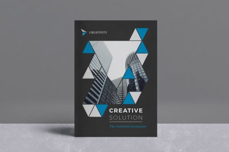 25 Best Professional Brochure Templates Creative Solution Brochure Template