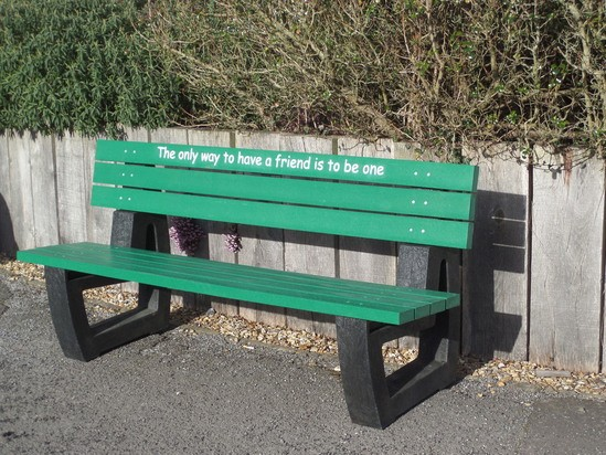 Buddy Bench For Playgrounds Neptune Street Furniture