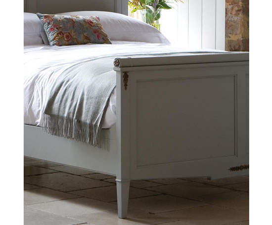 Nathalie Hand Painted Bed And So To Bed Esi Interior