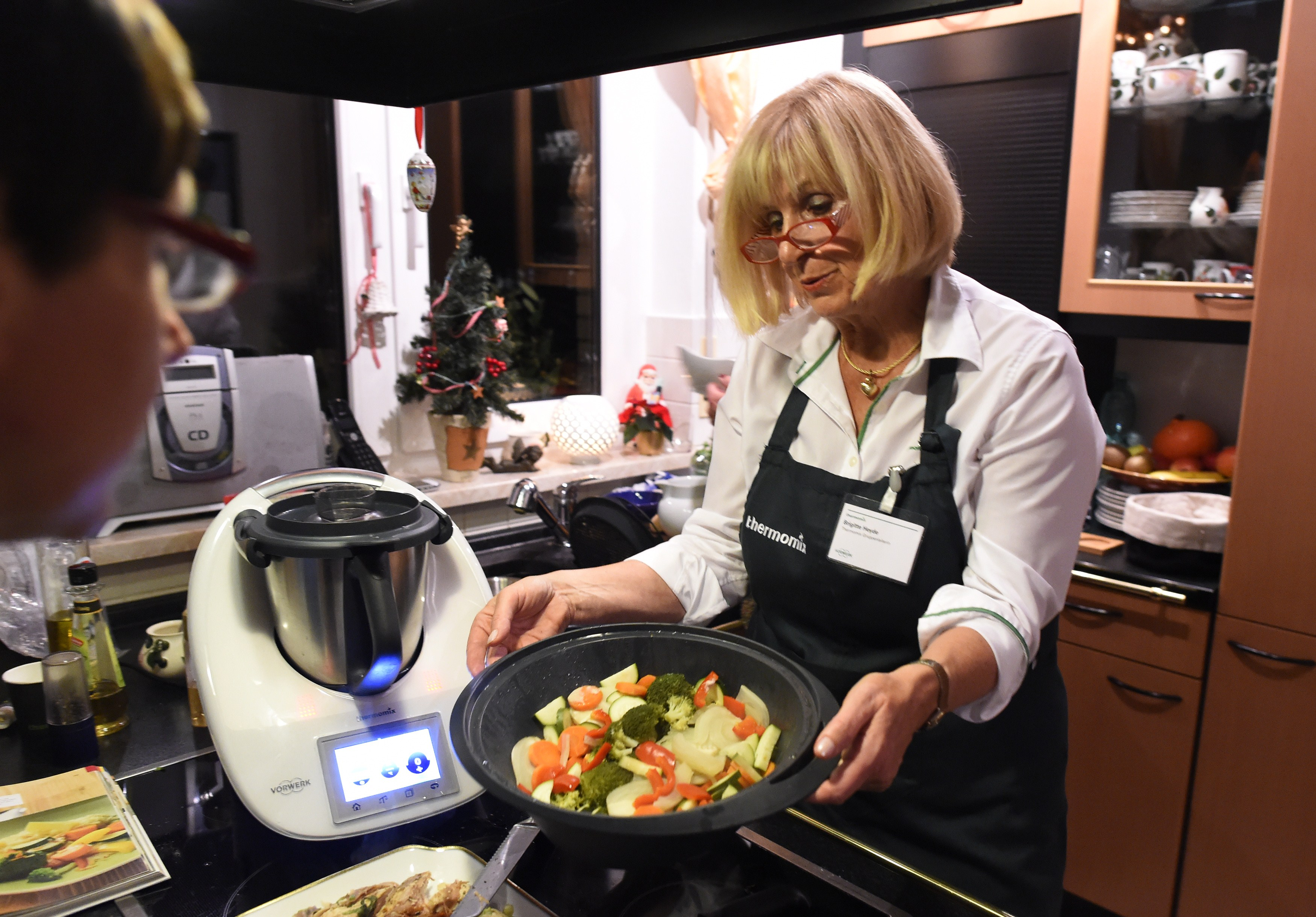 Thermomix  Vorwerk s  1 450 kitchen appliance  is coming to the US     AFP Getty Images Tobias Schwarz