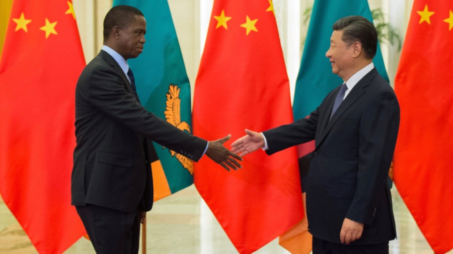 Zambia China debt crisis tests China in Africa relationship     Quartz     Zambia China debt crisis tests China in Africa relationship