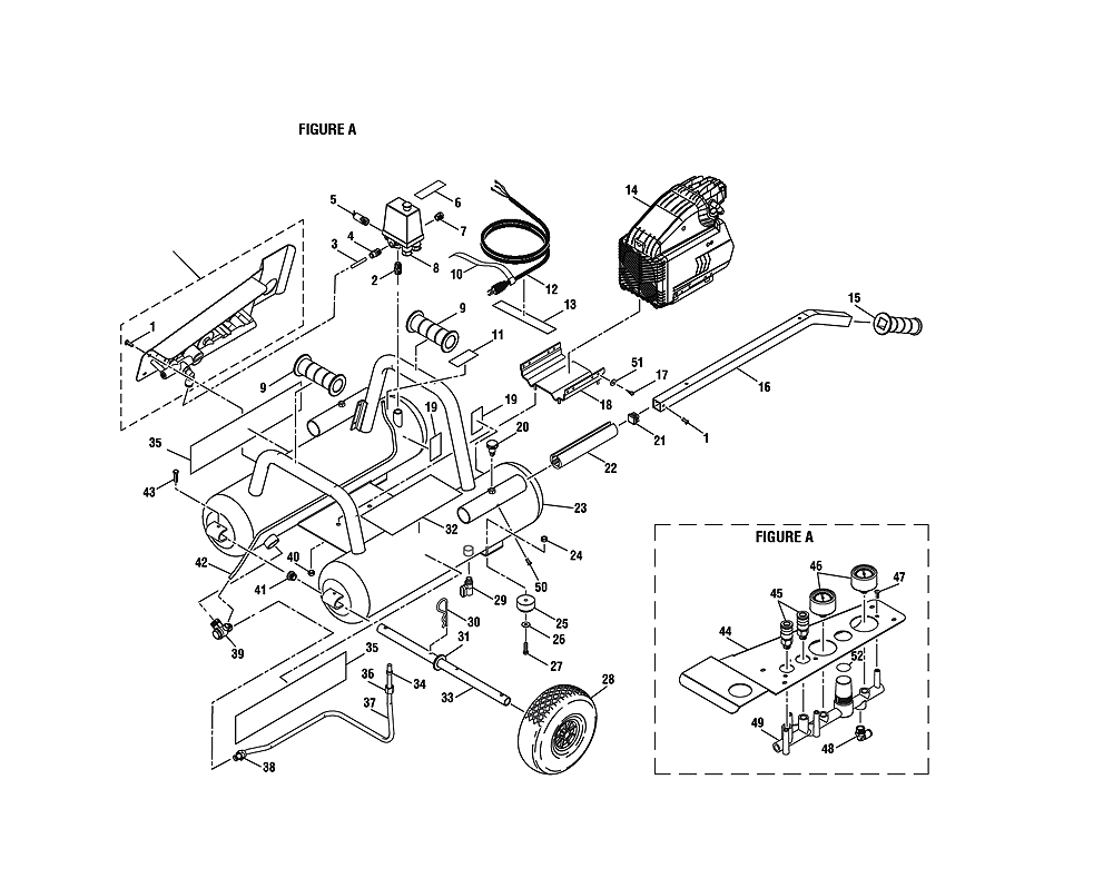 Ridgid Seesnake Replacement Parts