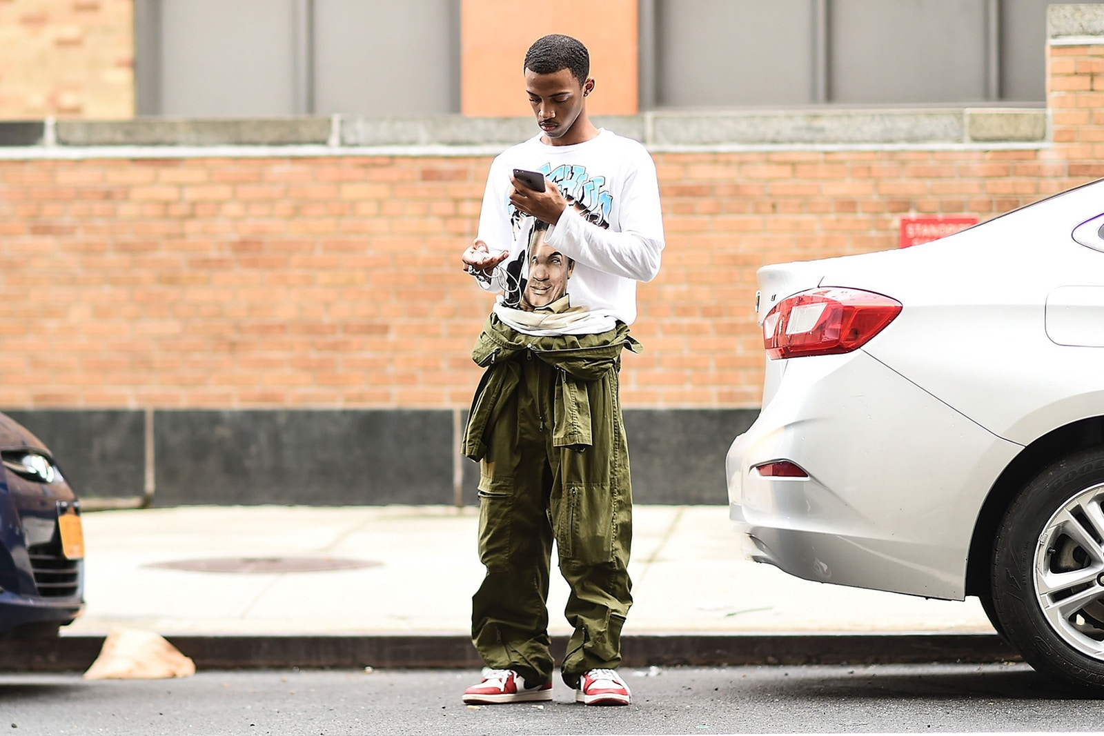 Streetsnaps of 2018 spring/summner new york men's fashion week