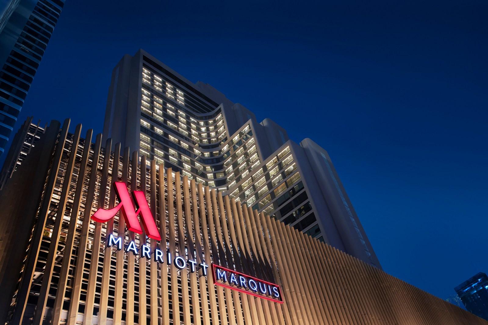 Marriott Marquis Queen's Park 於曼谷正式啟業