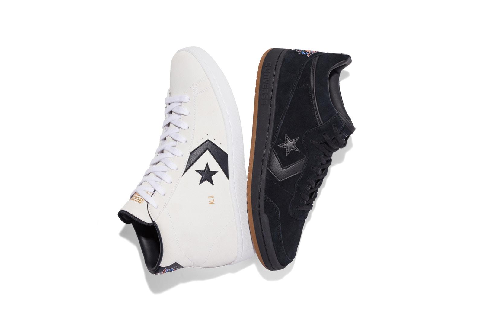 專業滑手 Al Davis x Converse CONS 全新聯乘「Court Pack」
