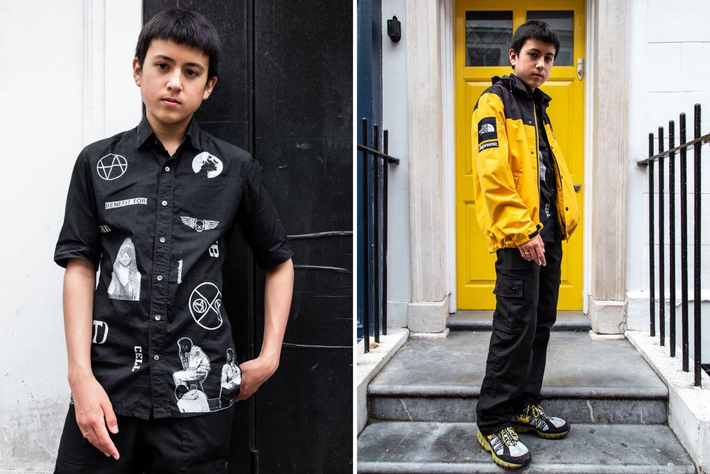 專訪倫敦「潮童」Collin Wilson-hypekids 究竟是如何看待 Supreme 的?