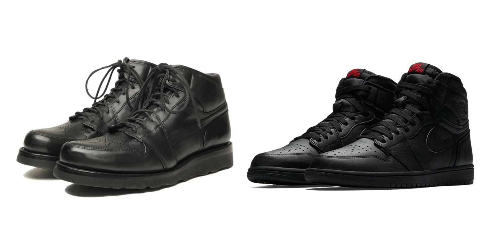 Yuketen 以 Air Jordan 1 為靈感打造全新「Land Jordan First」靴款