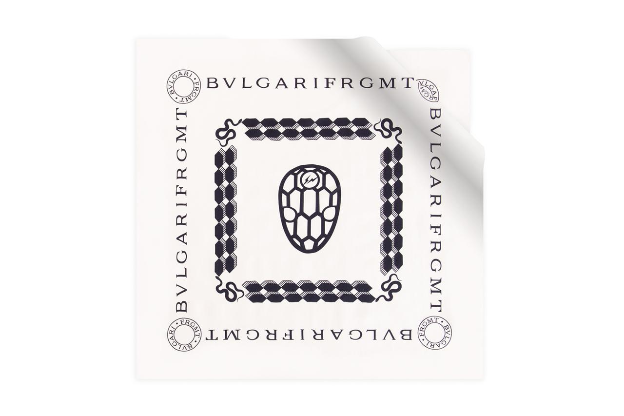 閃電靈蛇!BVLGARI x fragment design 2019 聯乘系列完整揭曉