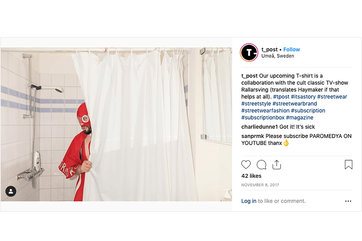 紙媒已死?他卻把雜誌做成了衣服 | T-Post 創始人 Peter Lundgren 作客 Business of HYPE