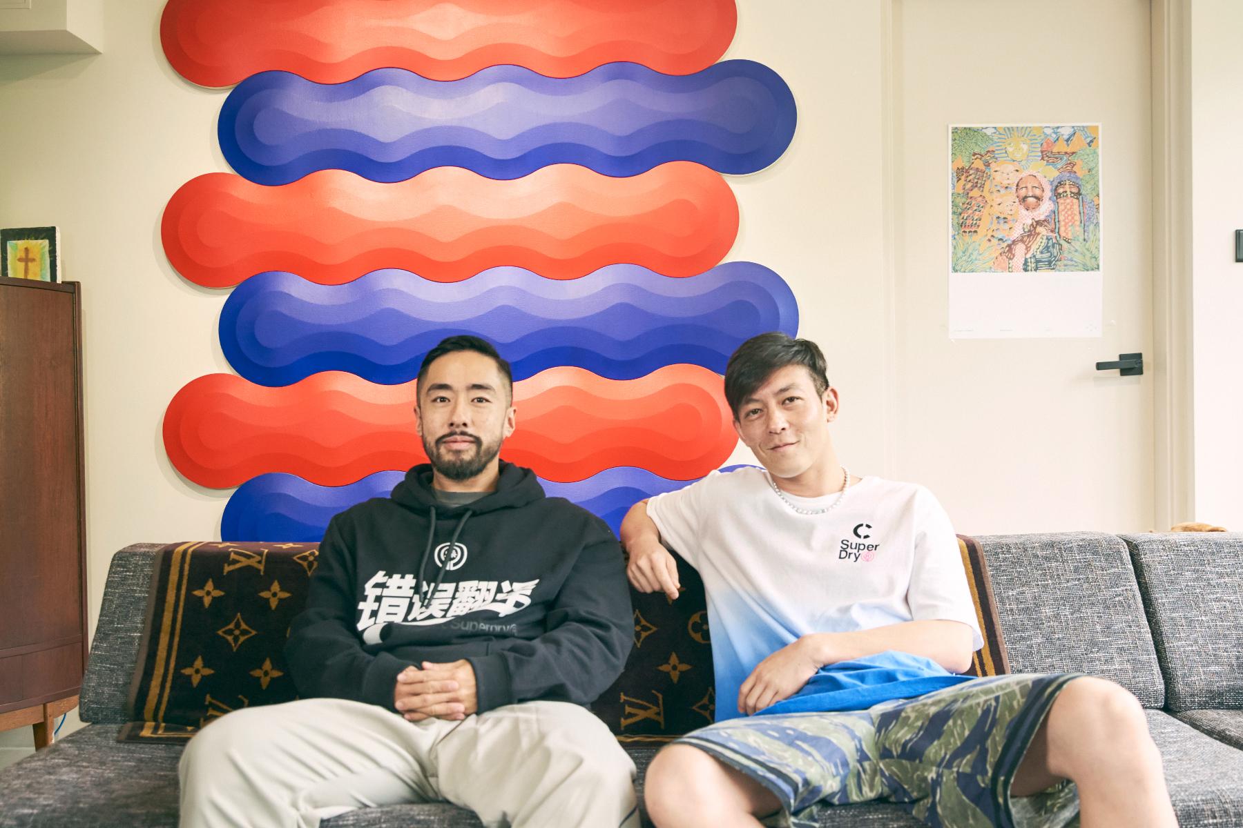 专访陈冠希 & 潘世亨:对于联名,我们想做不容易被猜到的东西